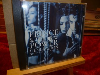 PRINCE , CD , DIAMONDS AND PEARLS , Utgiven 1991