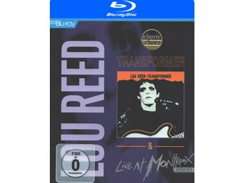 Reed Lou: Transformer + Live at Montreux 2000 (Blu-ray)