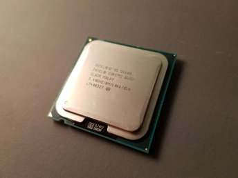 Intel Core2Quad Q6600