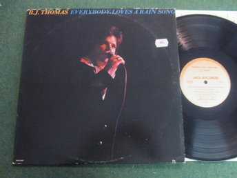 "B.J. Thomas ""Everybody Loves A Rain Song"""