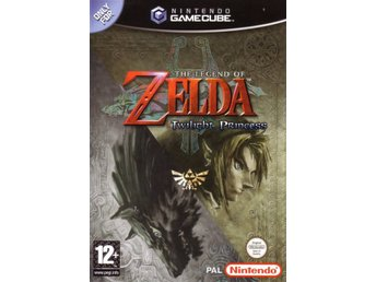 Zelda: Twilight Princess - Gamecube