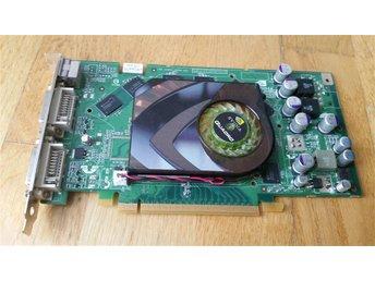 Bra Grafikkort nVidia Quadro FX 1500 - Huddinge - Bra Grafikkort nVidia Quadro FX 1500 - Huddinge