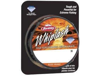 BERKLEY Whiplash Orange 300m - 0,14mm - *1345359* - Bielsko-biala - BERKLEY Whiplash Orange 300m - 0,14mm - *1345359* - Bielsko-biala