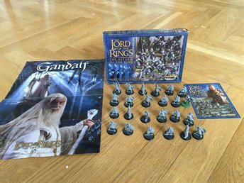 Games Workshop Lord of the Rings The Return of the King Warriors of Minas Tirith