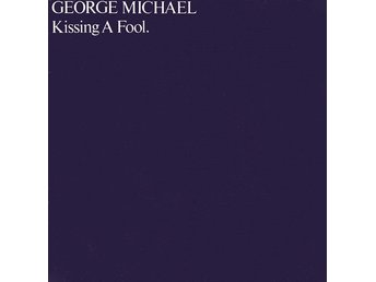 George Michael - Kissing A Fool, EP, single