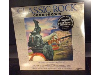 Classic Rock countdown London Symphony orchestra