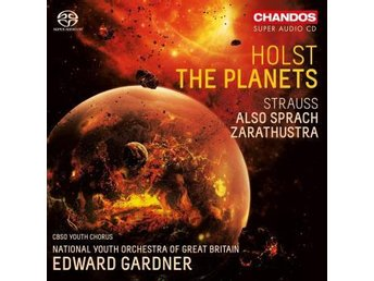 Holst / Strauss: The Planets / Also Sprach... (SACD Hybrid) - Nossebro - Holst / Strauss: The Planets / Also Sprach... (SACD Hybrid) - Nossebro