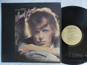 DAVID BOWIE - YOUNG AMERICANS - RCA APL1-0998 - Helsingborg - DAVID BOWIE - YOUNG AMERICANS - RCA APL1-0998 - Helsingborg