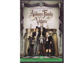 Addams Family Values / Widescreen DVD