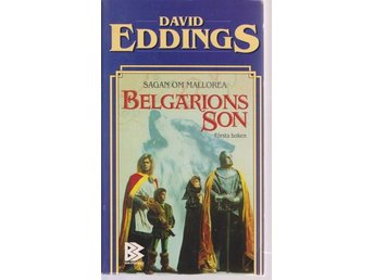David Eddings: Belgarions son - Mallorea 1