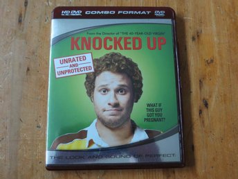 KNOCKED UP (HD DVD) Seth Rogen