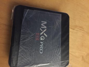 MXQ PRO Android TV box GÖR DIN GAMLA TV SMART