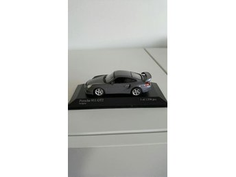 Porsche 911 996 GT2 1:43 Minichamps - Helsingborg - Porsche 911 996 GT2 1:43 Minichamps - Helsingborg