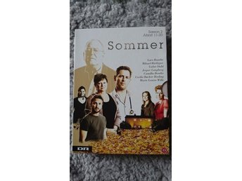 'Sommer' säsong 2 DVD BOX (dansk tv serie) - Mölndal - 'Sommer' säsong 2 DVD BOX (dansk tv serie) - Mölndal