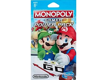 Monopoly Gamer Power Pack (Toad)
