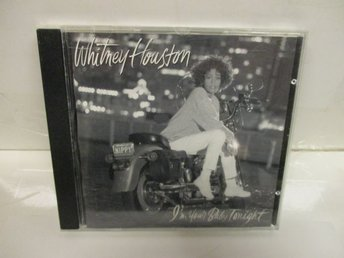 Whitney Houston - I'm Your Baby Tonight - FINT SKICK!