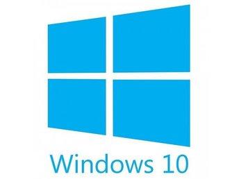 Javascript är inaktiverat. - Lund - Windows 10 Home 64-bit, svensk version. OEM-licens med installationsskiva i DVD-format.Microsoft Windows 10 Home, 64-bit på svenska. OEM-licens för en dator med installationsskiva i DVD-format. OBS! Programvaran innehåller BIOS-lås (kan install - Lund