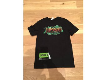 Jumanji Welcome to the Jungle promo kit t-shirt survival kit The Rock