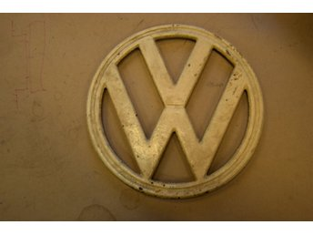 Volkswagen bay window buss-emblem