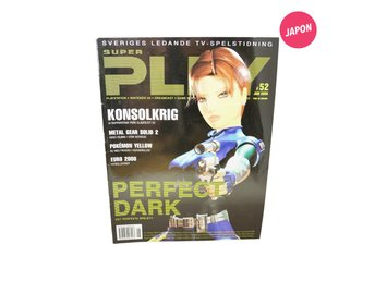 "Super Play, Nr 52 2000 ""Perfect Dark"""