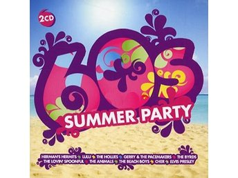 60's Summer Party (2 CD)