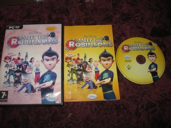 MEET THE ROBINSONS PC DVD-ROM