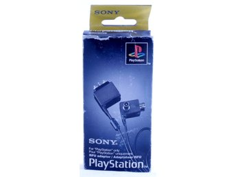 Sony Playstation RFU Adaptor -