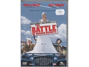 Javascript är inaktiverat. - Bålsta - The Battle of Shaker Heights (Shia LaBeouf)Ny och inplastad dvd enligt bild. Svensk text.Skickas från Sverige. 1-2 dagars postgång - Bålsta
