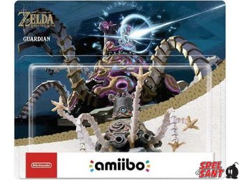 Nintendo amiibo The Legend of Zelda Breath of the Wild Collection (Guardian)