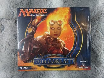magic the gathering 2014 core set fat pack
