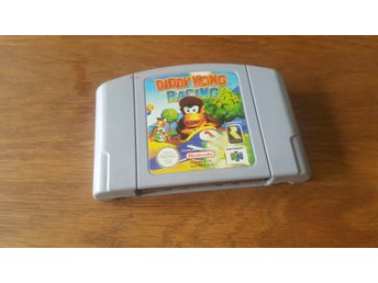 DIDDY KONG RACING N64 BEG