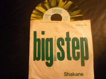big step shakane-knight in shining arhour singel