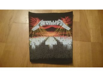 Metallica - Master Of Puppets Ryggpatch