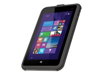 "Lamina ToughTab 8/LTT8/ NFC 8 "" 4/ 64GB with barcode scanner /nfc scanner /hands"
