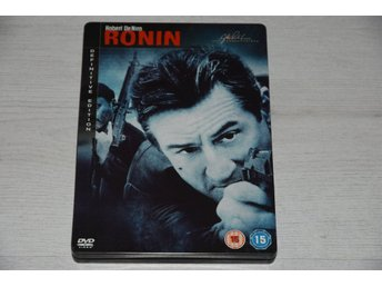 Ronin - Steelbook - Definitive Edition 2 disc i mycket fint skick