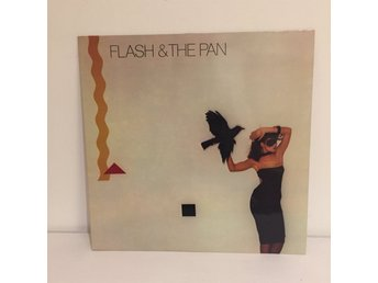Flash and the Pan - same   Lp