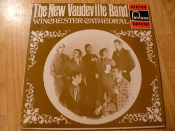 THE NEW VAUDEVILLE BAND - Winchester Cathedral KANONSKICK!