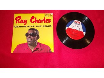 "Ray Charles ""Genius hits the road""  EP"