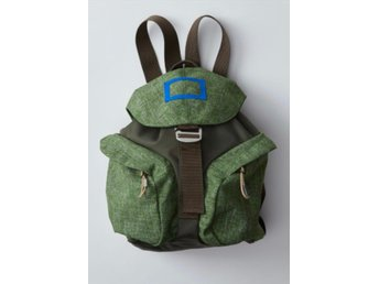 Acne studios blå konst Cave backpack