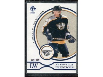 2003-04 Private Stock Reserve Blue #56 Andreas Johansson /350