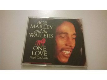 Bob Marley and The Wailers - One love / People get ready, CD
