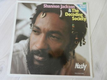 SHANNON JACKSON & THE DECODING SOCIETY - Nasty
