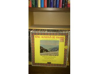 The Sound Of Music - Richard Rodgers, Parris Mitchell String - Kungshamn - The Sound Of Music - Richard Rodgers, Parris Mitchell String - Kungshamn