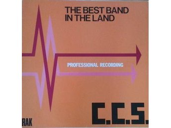 CCS? titel* The Best Band In The Land* Rock, Prog Rock, Funk