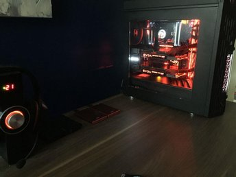 DEEPCOOL ROG Anniversary Build @ Fire Strike Hall Of Fame