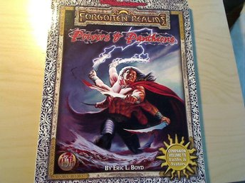 Ad&d Forgotten Realms Powers & Pantheons dungeons and dragons