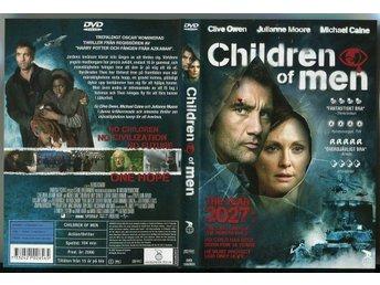 Children of men UTGÅNGEN PD James, Julianne Moore, M.Caine - Motala - Children of men UTGÅNGEN PD James, Julianne Moore, M.Caine - Motala
