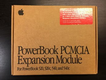 PowerBook PCMCIA Expansion Module - NO CARD
