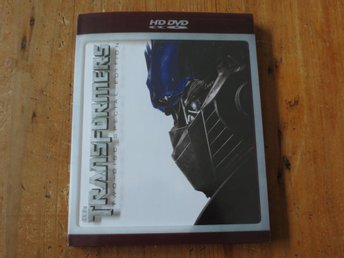 TRANSFORMERS (2-disc Special Edition HD DVD)