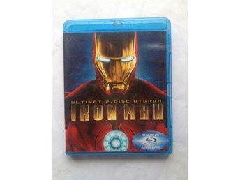 BluRay - Iron Man - Kallinge - BluRay - Iron Man - Kallinge